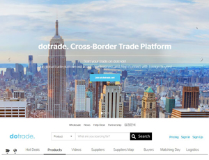 dotrade.net - Global Trade Platform