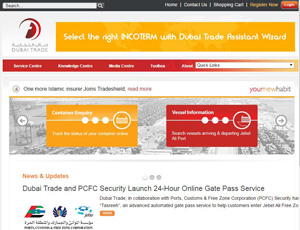 Dubaitrade.ae - Dubai Trade Portal