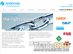 Endorsia.com - Industrial Business to Business