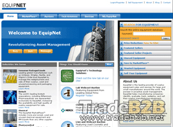 Equipnet.com - Used Industrial Equipment and Auctions