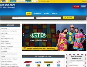 Esaja.com - Africa Trade B2B Business Directory
