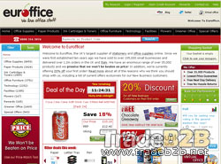 Euroffice.co.uk - Discount Office Supplies and Office Stationery