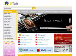 Eutrade.com - European Trade B2B Marketplace
