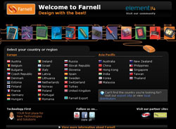 Farnell.com - Electronic Component Distributors and Suppliers Marketplace