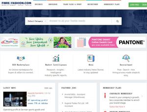 Fibre2fashion.com - B2B Marketplace for Textile and Apparel