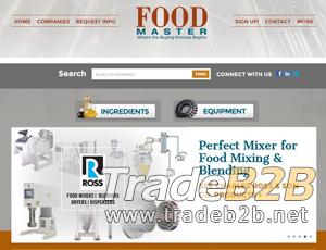 Foodmaster.com - Food and Beverage Equipment Database