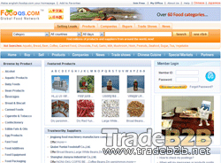 English.foodqs.cn - Global B2B Food Marketplace