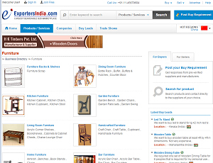 Furniture.exportersindia.com - Home Bedroom Furniture Suppliers India