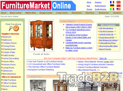 Furniture-market.org - The World's Leading E-Marketplace For Furniture & Furnishings