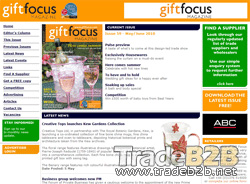 Giftfocus.com - Wholesale gifts for trade buyers