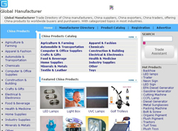 Global-Manufacturer.com - China Manufacturers and Products Directory