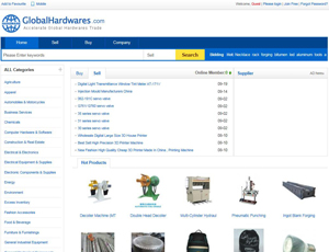 Globalhardwares.com - Accelerate Global Hardwares Trade