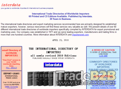 Importersnet.com - Importers Directory and International Trade Portal