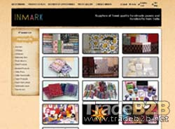 In-Mark.com - India Paper Handicrafts Directory