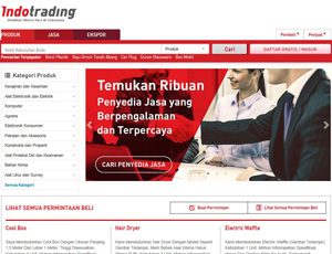 Indotrading.com - Business directory for  Indonesia export companies