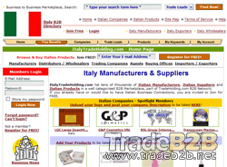 Italytradeholding.com - Italy Manufacturers, Suppliers and Wholesalers B2B Marketplace