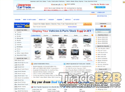Japanesecartrade.com - Japanese Used Cars Exporter Directory