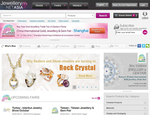 Jewellerynetasia.com - Jewellery Wholesale Directory for Suppliers