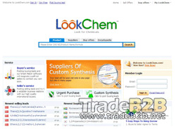 LookChem.com - Look for Chemicals all over the world