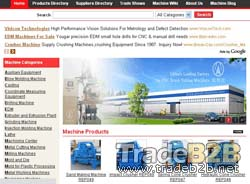 Machinedirectory.org - China Machine Products and Supplier Directory
