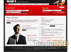 MatchB2B.net - Online B2B platform for Business to Business