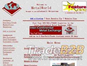Metalworld.com - Metals trade Marketplace