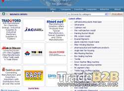 Miriads.info - Global b2b marketplace and free trade leads