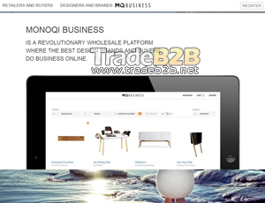 MONOQIBusiness.com - The B2B Marketplace for design