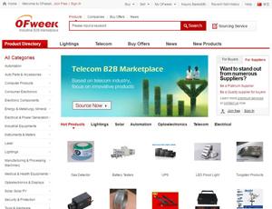 EN.Ofweek.com - Industrial B2B Marketplace