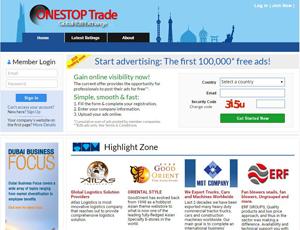 Onestop-trade.com - Global B2B marketplace