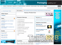 Packaging-labelling.com - A Complete B2B Portal for the Packaging and Labelling Industry