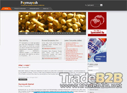 Peymayesh.com - Middle East Agriculture and Halal Food Products B2B Marketplace
