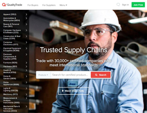 Qualitytrade.com - Wholesale Import & Export from Certified Manufacturers