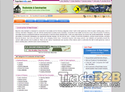 Realestate-construction.exportersindia.com - Construction Equipment Suppliers Directory