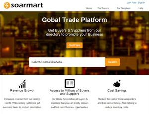Soarmart.com - online free B2B marketplace