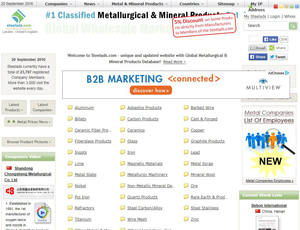 Steelads.com - Metal Steel B2B Marketplace