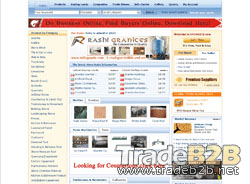 Stonebtb.com - Stone B2B Marketplace, Stone Products and Suppliers Directory