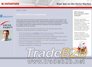 Swisstrade.com - Your Key to the Swiss Market