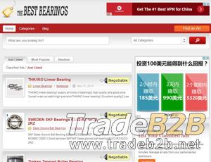 Thebestbearings.com - Bearings Online B2B Marketplace
