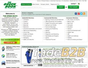Thegreenbook.com - Singapore's leading business to business Directory