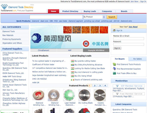 Toolsdiamond.com - Diamond Tools B2B marketplace