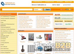 Topmachinebiz.com - Machinery And Equipment B2B Marketplace