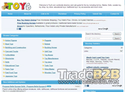 Toy6.com - Toy Business Directory