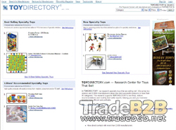 Toydirectory.com - Toy B2B Marketplace for Wholesalers and Manufacturers