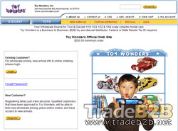 Toywonders.com - Toy Wonders Official WebSite