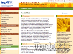 Trade-africa.org - Africa b2b Trade portal
