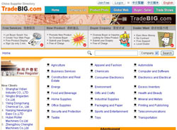 TradeBIG.com - China Manufacturers and Products Directory