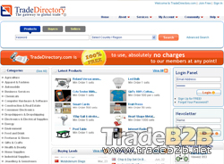 TradeDirectory.com - Business Directory for Traders and Exporters