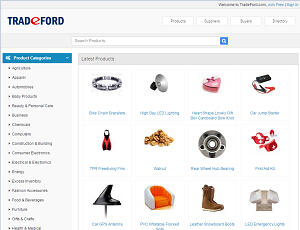 Tradeford.com - China B2B Marketplace,International Trade Leads