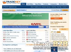 Tradekey com - Your Key to Global Trade - Trade B2B Directory